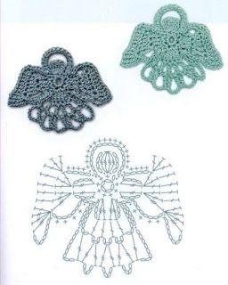creative christmas crochet tutorials 13