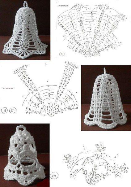 creative christmas crochet tutorials 2