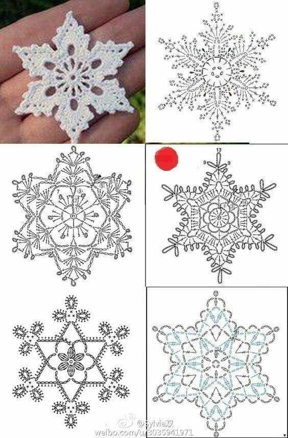 creative christmas crochet tutorials 3
