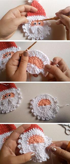 creative christmas crochet tutorials 4