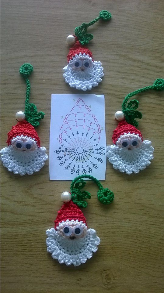 creative christmas crochet tutorials