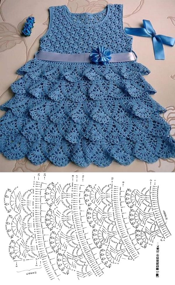 crochet baby clothes patterns 10