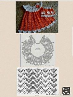 crochet baby clothes patterns 11