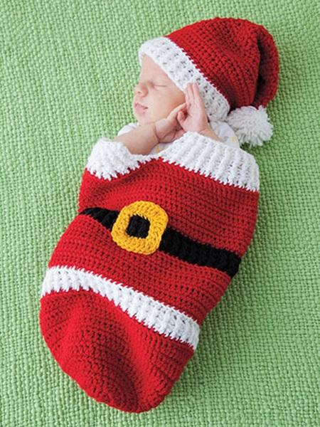 crochet baby cocoon 7