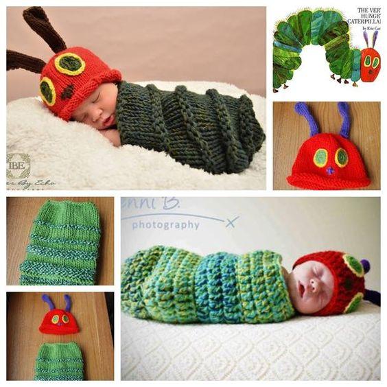 crochet baby cocoon 8