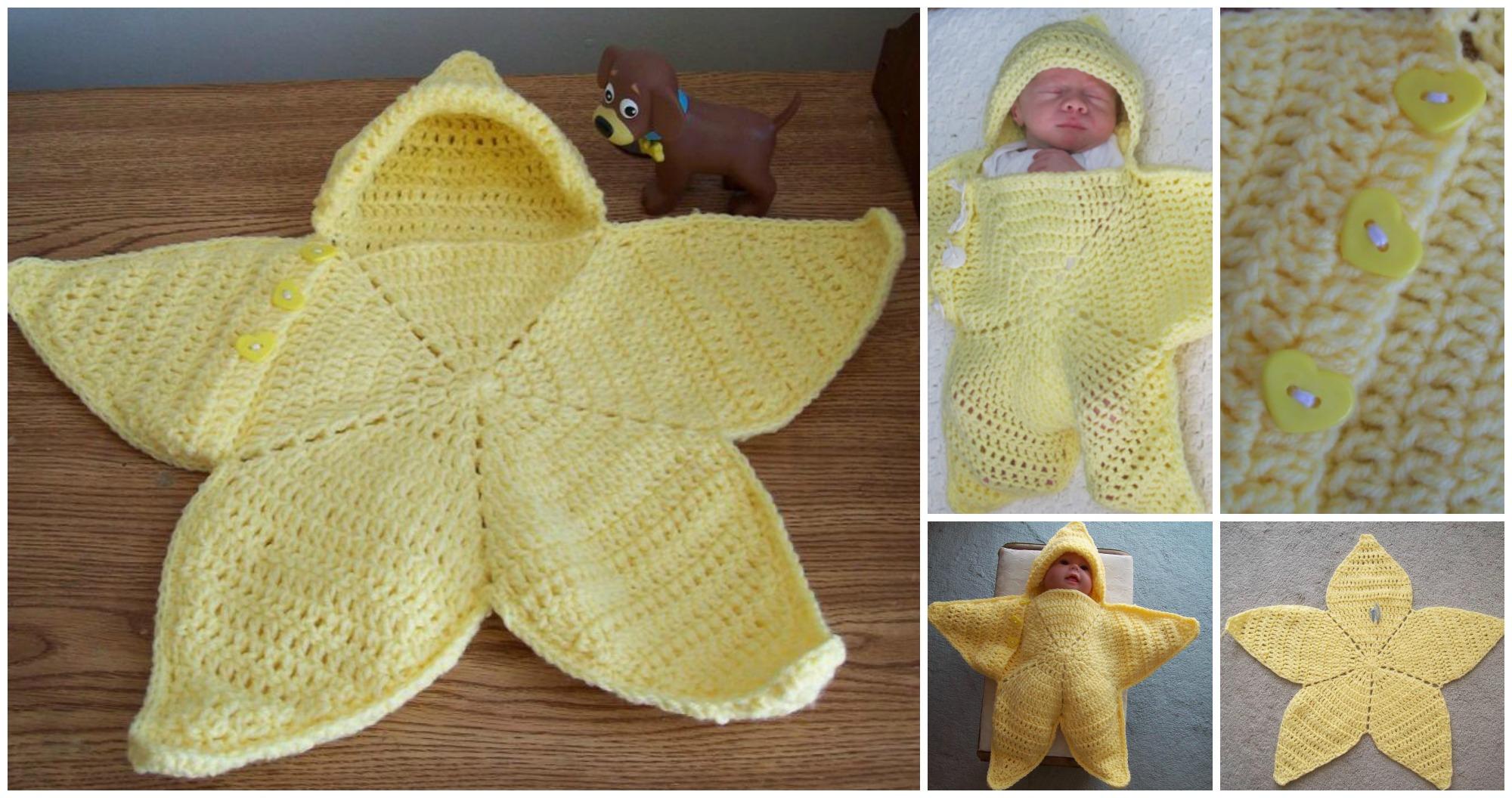 Crochet Twinkle Twinkle Little Star Free Pattern