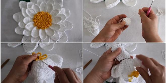 crochet beautifulflower