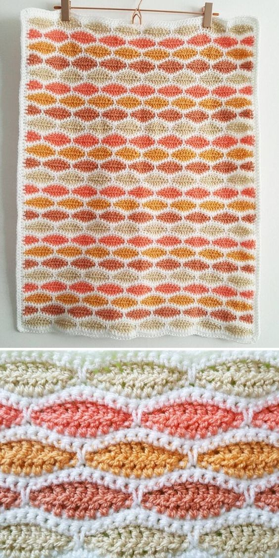 crochet blanket for babies 1