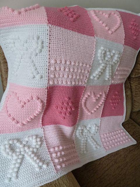 crochet blanket for babies 2