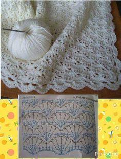 crochet blanket for babies 3
