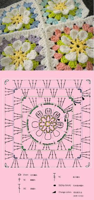 crochet blanket for babies 5