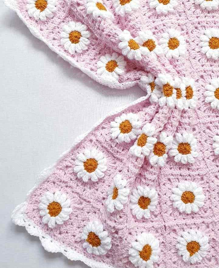 crochet blanket for babies 7