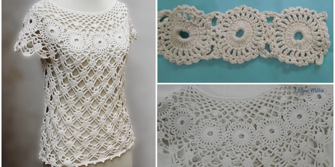 crochet blouse 2
