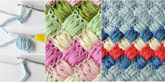 crochet bot stitch