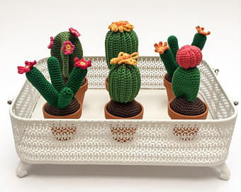 crochet cactus ideas 4