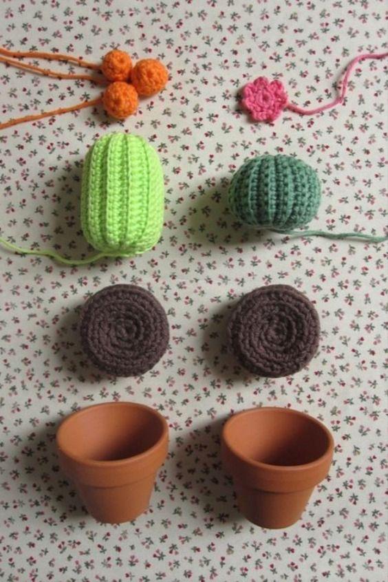 crochet cactus ideas 5