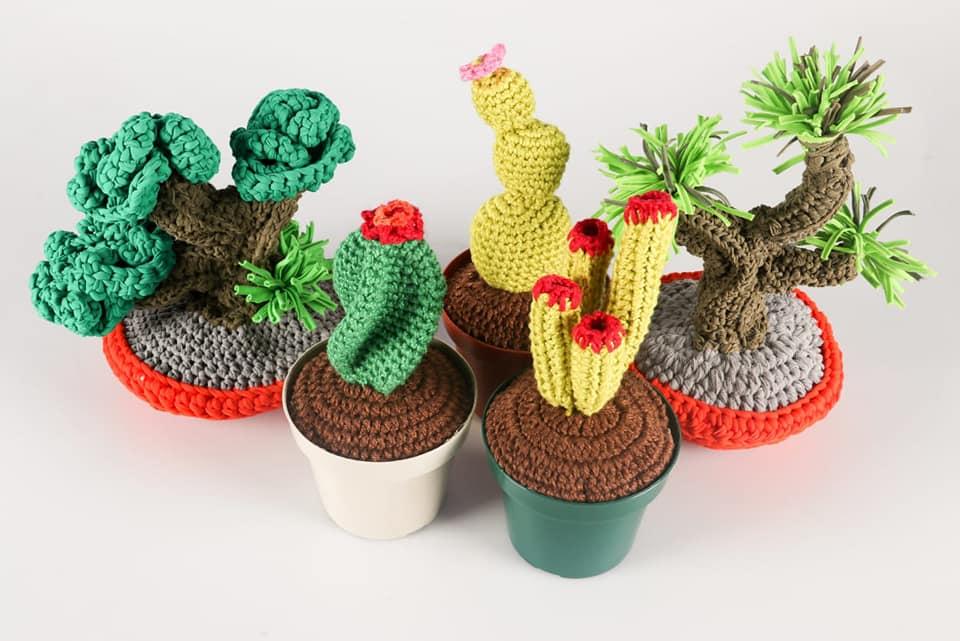crochet cactus ideas 8