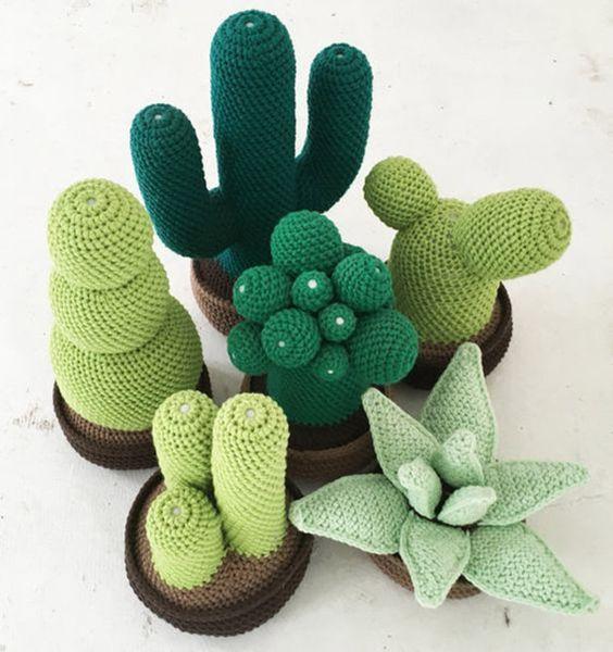 crochet cactus ideas 9