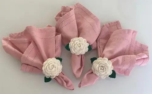crochet decoration for wedding 11