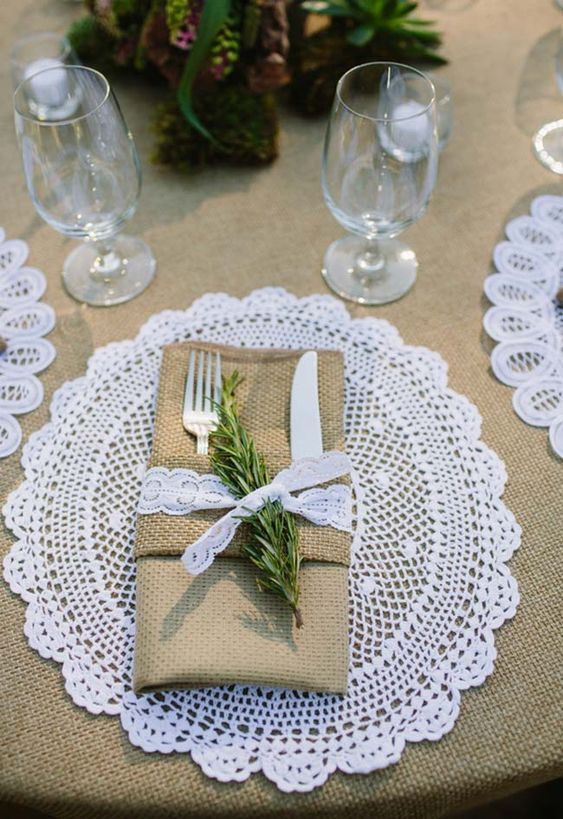 crochet decoration for wedding 3