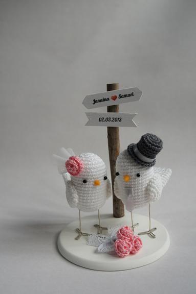 crochet decoration for wedding 4