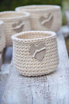 crochet decoration for wedding 6