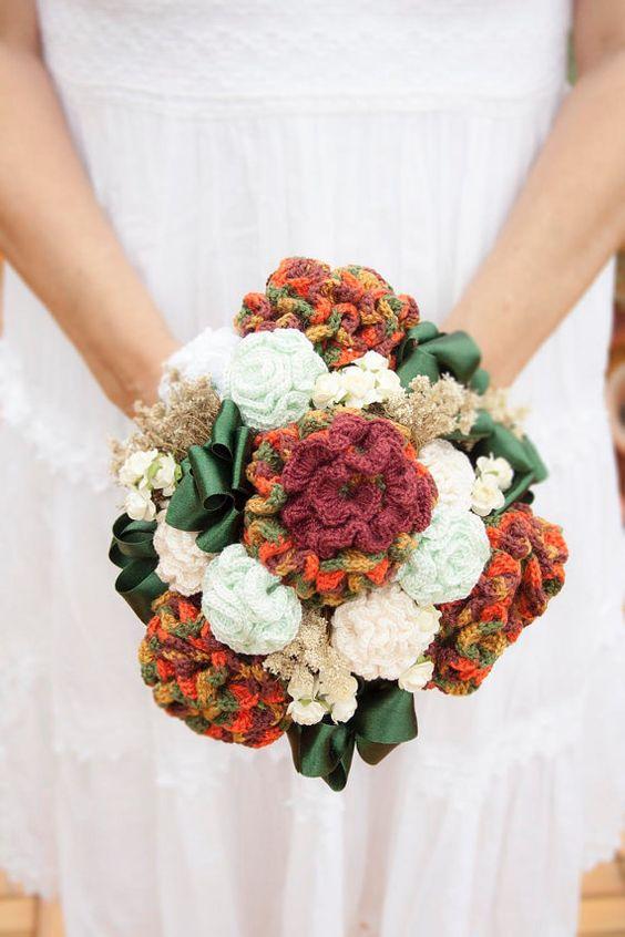 crochet decoration for wedding 7