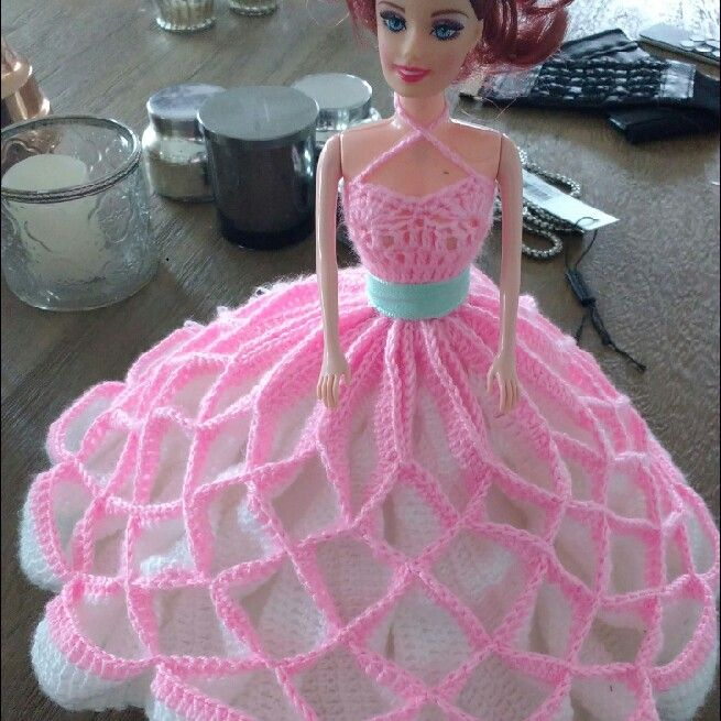 crochet doll dress ideas 9