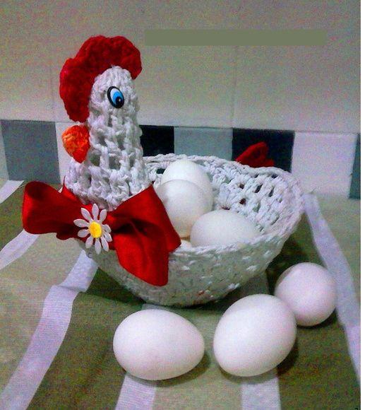 crochet easter chicken ideas 2