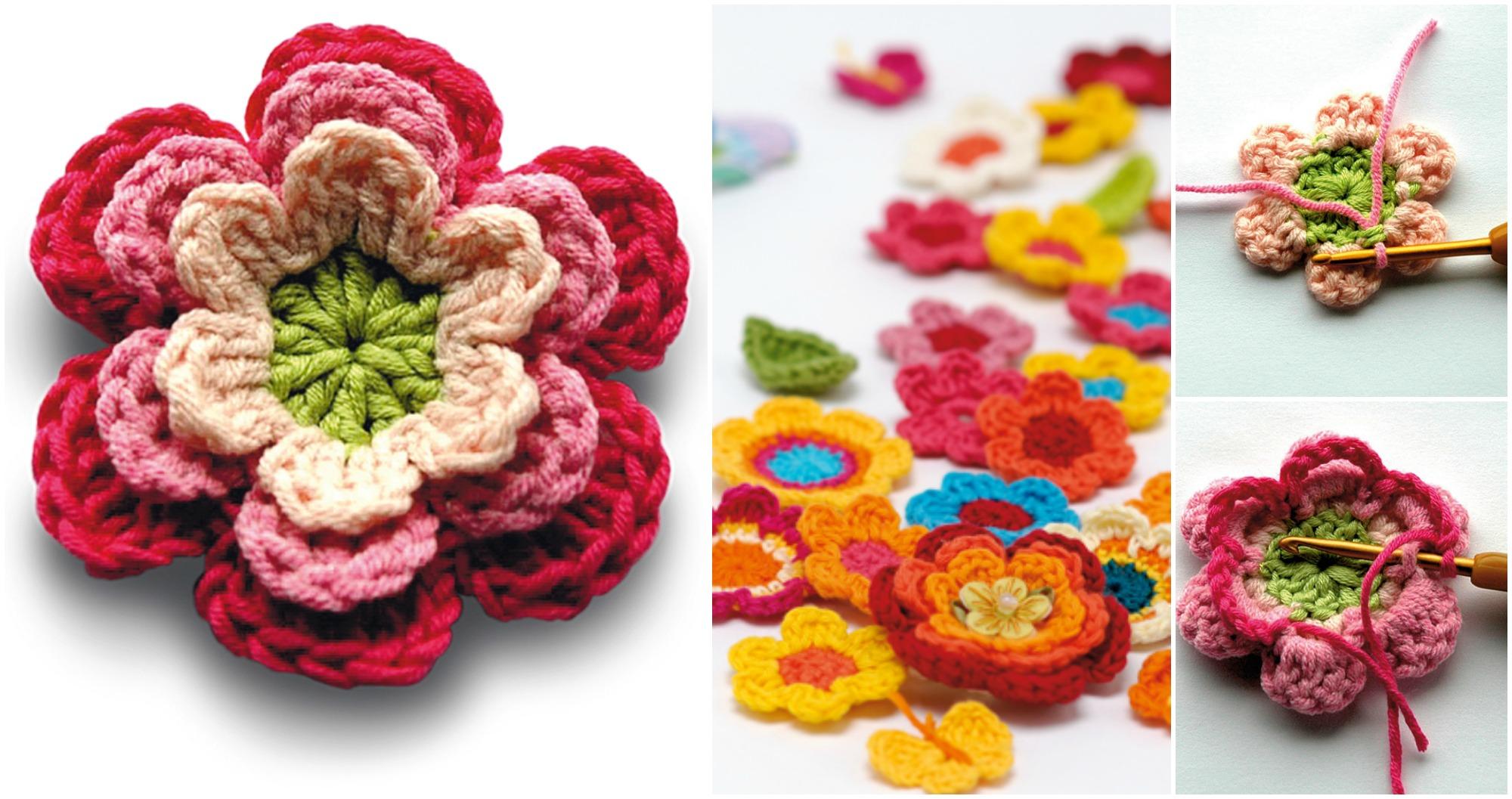 crochet-flora-colorful
