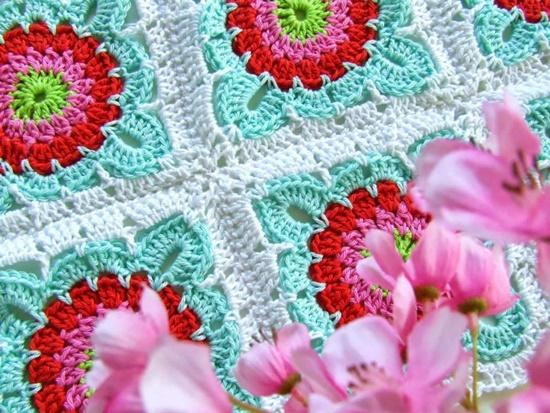 crochet-flower-blanket-9