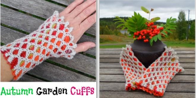 crochet garden cluff