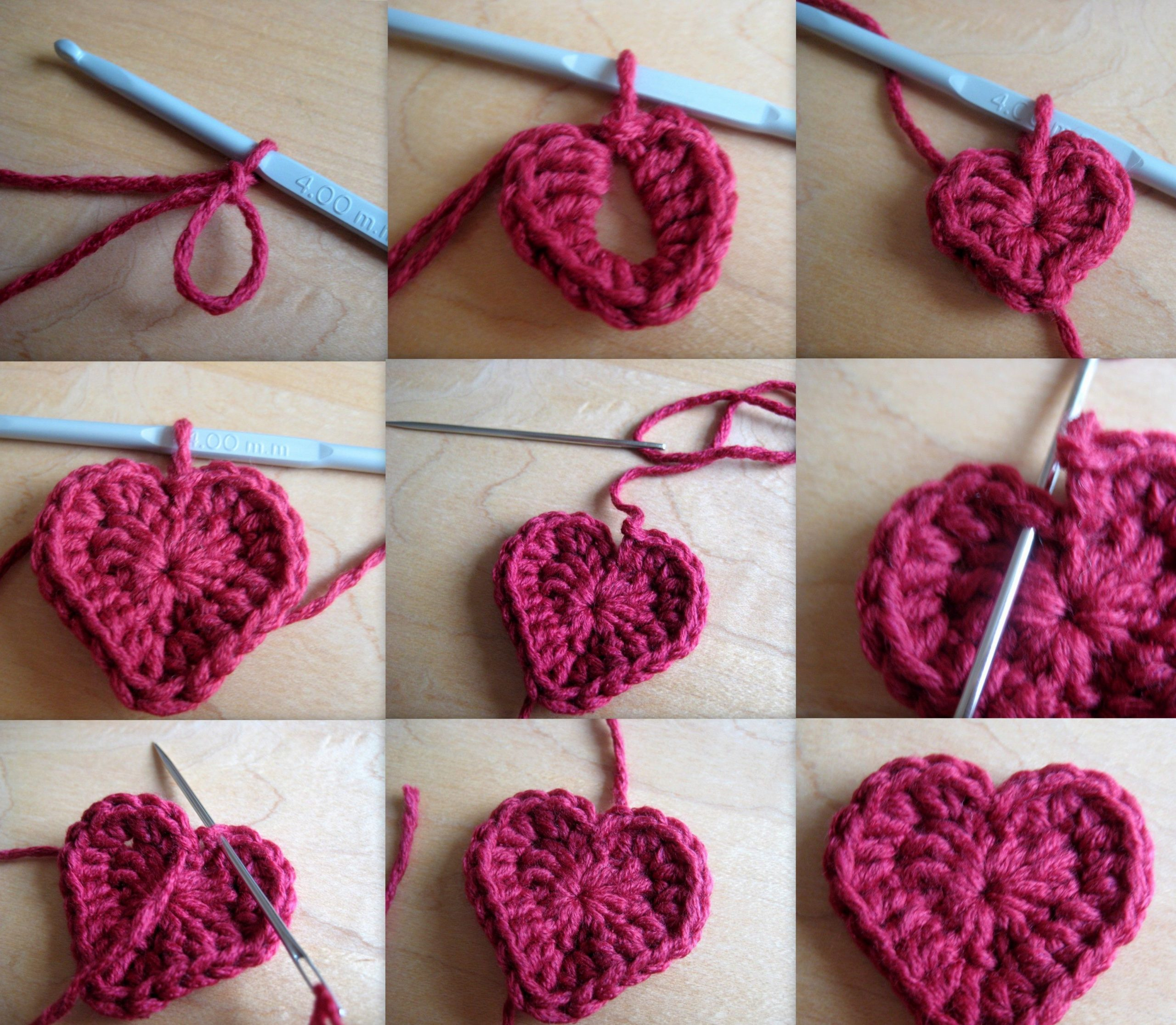 crochet heart tutorial 3 scaled
