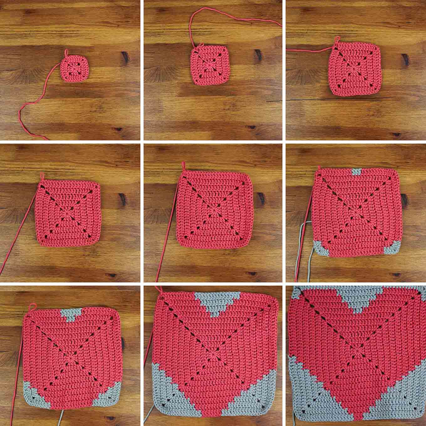 crochet heart tutorial 8