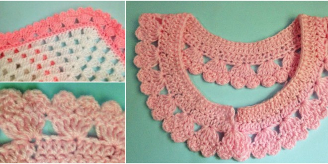 crochet heartending