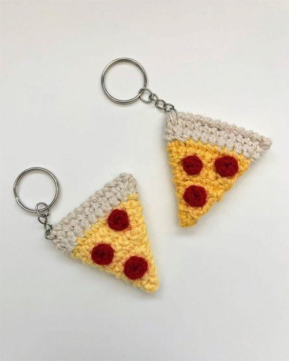 crochet keychain 13