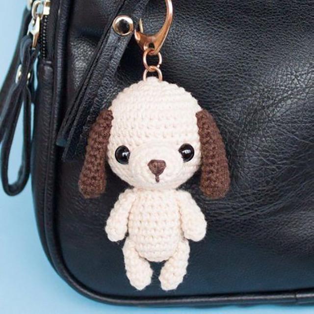 crochet keychain 14