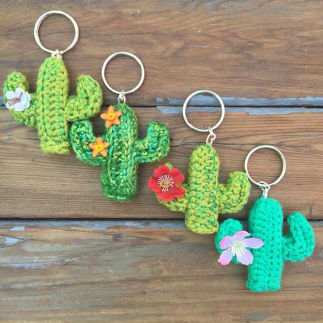 crochet keychain 2