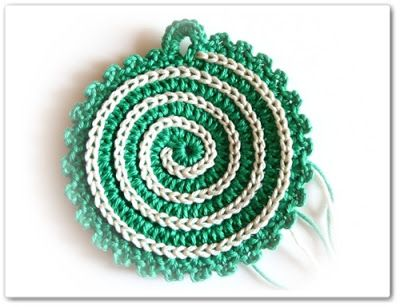 crochet potholders tutorial ideas 1