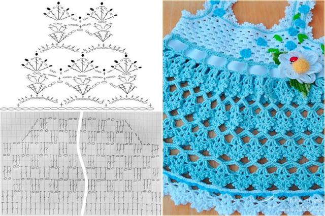 crochet princess dress 7