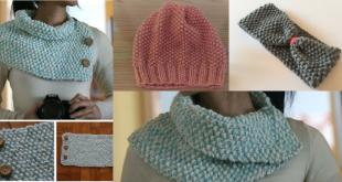 crochet rice stitch