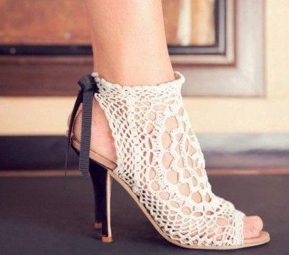 crochet sandals ideas 5