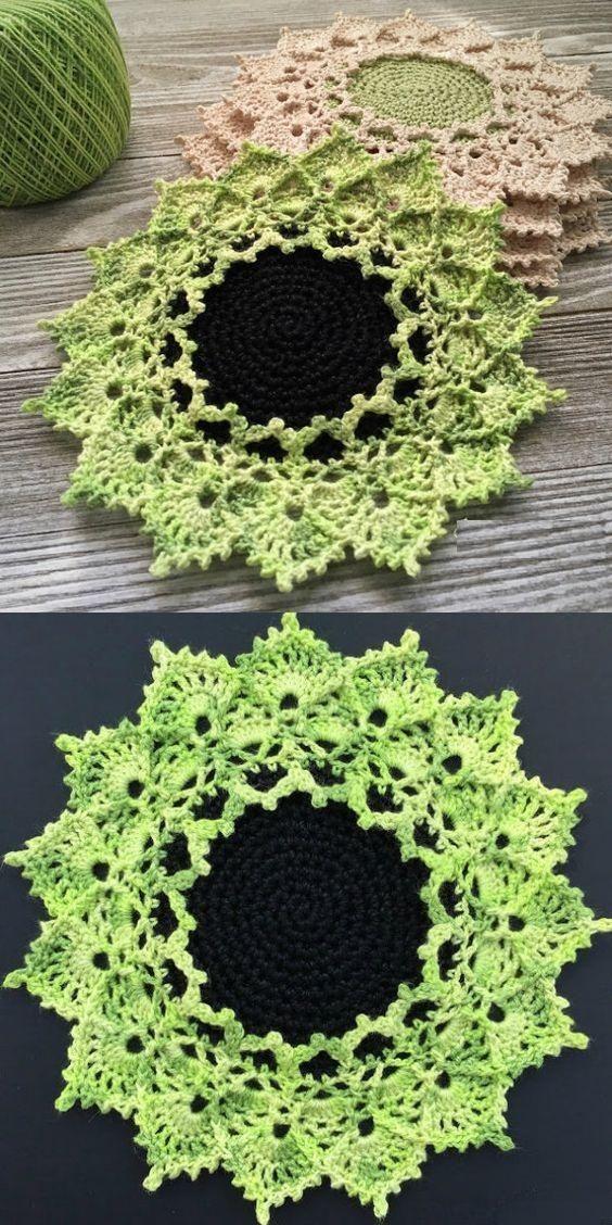 crochet sunmote doily 2