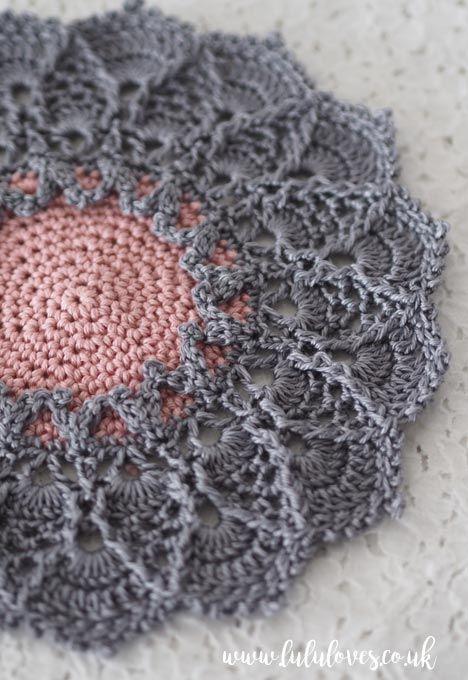 crochet sunmote doily 4