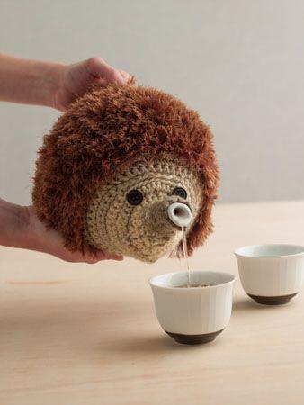 crochet teapot cover 12