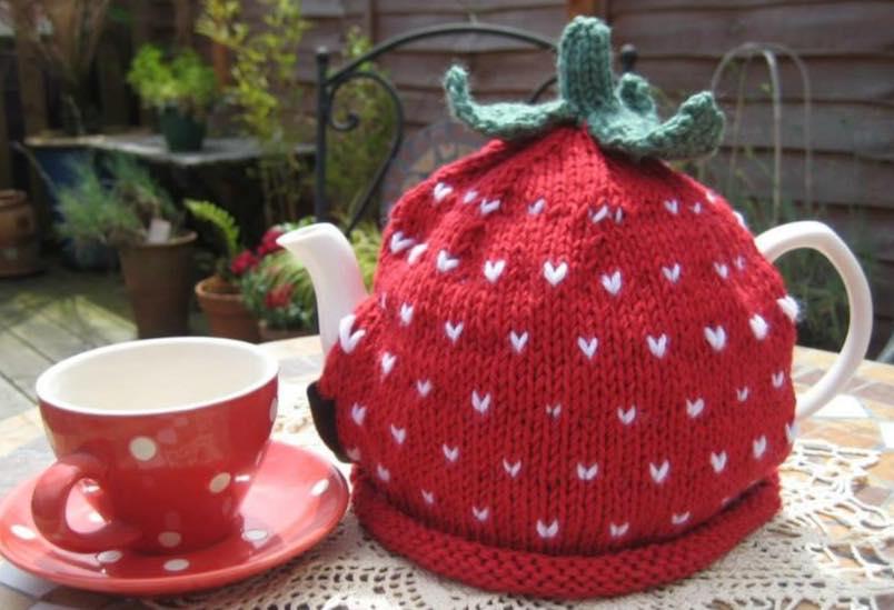crochet teapot cover 13