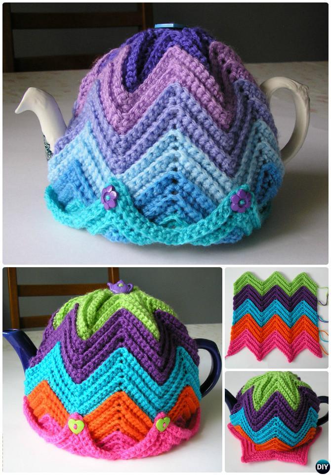 crochet teapot cover 14