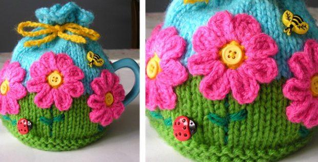 crochet teapot cover 4