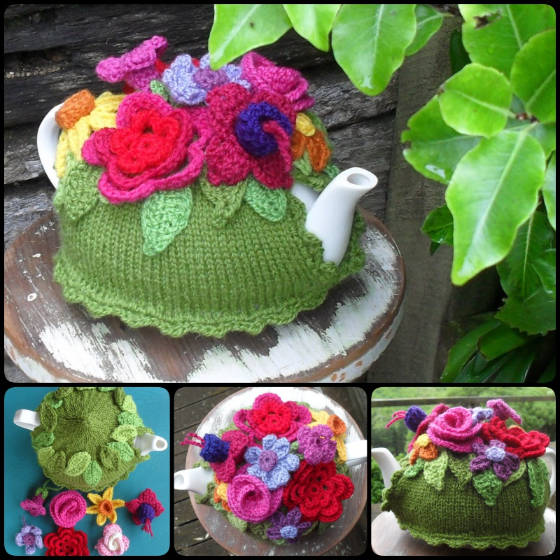 crochet teapot cover pattern 2