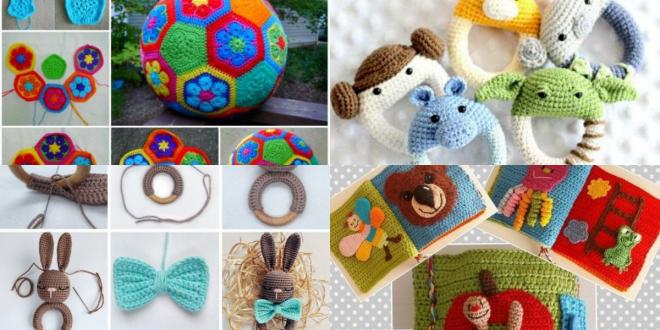 crochet toys original ideas